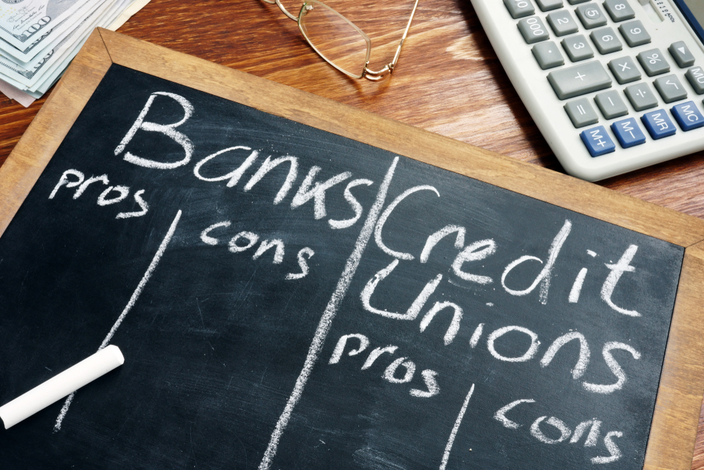 pros and cons of credit union