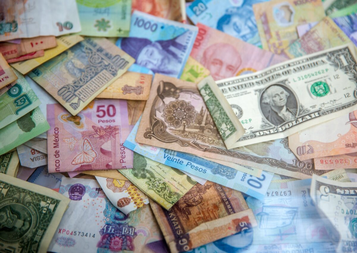 How national currency is calculated